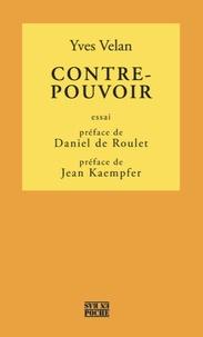 Yves Velan - Contre-pouvoir - Lettre au Groupe d'Olten.