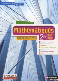 Yves Verdier - Mathématiques 2de Bac Pro.
