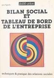 Yves Vignolle - Bilan social et tableau de bord de l'entreprise.