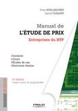 Yves Widloecher et David Cusant - Manuel de l'étude de prix - Entreprises du BTP.
