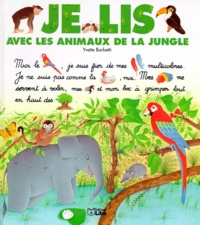Yvette Barbetti - Je lis avec les animaux de la jungle.