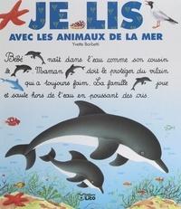 Yvette Barbetti - Je lis avec les animaux de la mer.