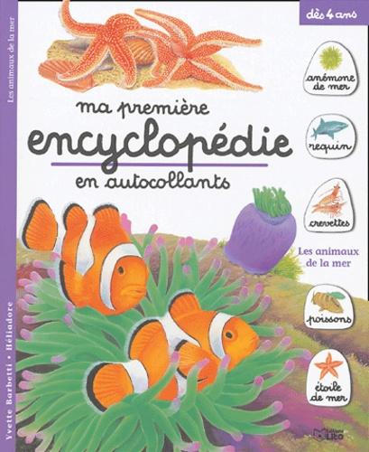 Yvette Barbetti - Les animaux de la mer.