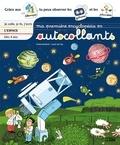 Yvette Barbetti et Laure du Faÿ - Ma première encyclopédie en autocollants - L'espace.