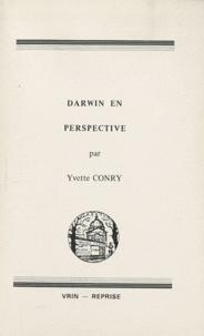 Yvette Conry - Darwin en perspective.
