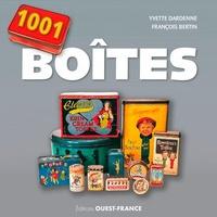 Yvette Dardenne et François Bertin - 1001 boîtes.