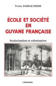 Birrascarampola.it Ecole et société en Guyane française - Scolarisation et colonisation Image