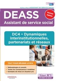 Yvette Molina - DEASS Assistant de service social - DC4 - Dynamiques interinstitutionnelles, partenariats et réseaux.