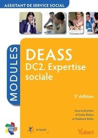 Yvette Molina et Stéphane Rullac - DEASS DC2 Expertise sociale - Modules assistant de service social.