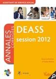Yvette Molina - DEASS session 2012 - Assistant de service social - annales corrigées.