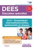 Yvette Molina et Sarah Ferrand - DEES Educateur spécialisé - DC4 Dynamiques interinstitutionnelles, partenariats et réseaux.