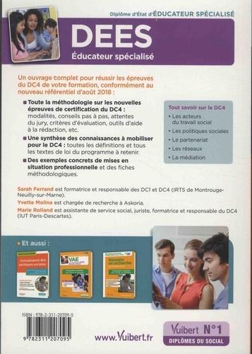 DEES Educateur spécialisé - DC4 Dynamiques interinstitutionnelles, partenariats et réseaux