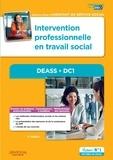 Yvette Molina - Intervention professionnelle en travail social, DEASS, DC1 - Diplôme d'Etat d'Assistant de service social.