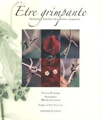 Yvette Peyrard - Etre grimpante.