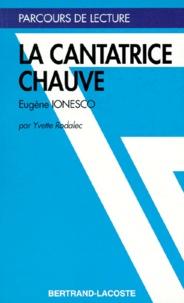 """Yvette Rodalec - """"La cantatrice chauve"""", Ionesco."""