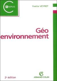 Yvette Veyret - Géo environnement.