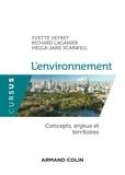 Yvette Veyret et Richard Laganier - L'environnement - Concepts, enjeux et territoires.