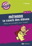 Yvette Warnier - Méthode le coach des élèves - réussir le secondaire dès 12 ans.