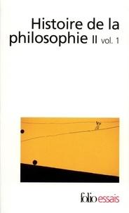 Yvon Belaval - Histoire de la philosophie. - Tome 2, volume 1, La Renaissance, L'âge classique.