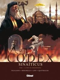 Yvon Bertorello et Arnaud Delalande - Codex Sinaïticus Tome 2 : La piste de Constantinople.