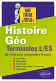 Yvon Bianchi - Histoire-géographie Tle L-ES.
