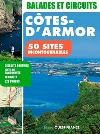 Yvon Busson et Pierre Lapointe - Côtes-d'Armor - 50 sites incontournables.
