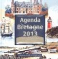 Yvon Carlo - Agenda Bretagne 2013.