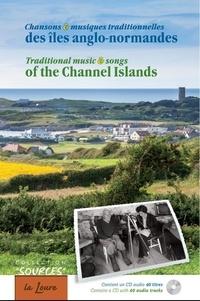 Yvon Davy et Eva Guillorel - Chansons et musiques traditionnelles des îles anglo-normandes.