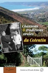 Yvon Davy et Etienne Lagrange - Chansons et traditions orales du Cotentin.