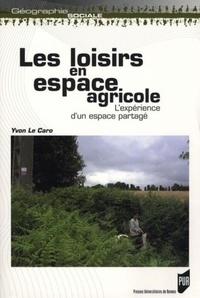 Les loisirs en espace agricole - Lexpérience dun espace partagé.pdf