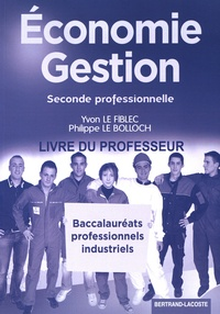 Histoiresdenlire.be Economie Gestion 2de Bac Pro industriels Image
