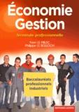 Yvon Le Fiblec et Philippe Le Bolloch - Economie Gestion Tle Professionnelle - Baccalauréats professionnels industriels.
