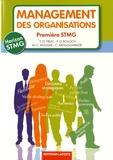 Yvon Le Fiblec et Philippe Le Bolloch - Management des organisations 1re STMG.