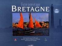 Yvon Le Men et Eric Cattin - Bretagne entre terre et mer.