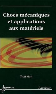 Chocs mécaniques et applications aux matériels.pdf