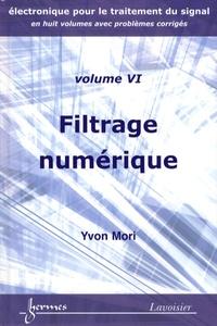 Yvon Mori - Filtrage numérique.