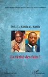 Yvon Ramazani et Henri Mova Sakanyi - De L-D. Kabila à J. Kabila - La vérité des faits !.