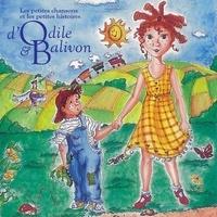 Yvon Rioux et Catherine Pinard - Le tour du monde  : Les petites chansons et les petites histoires d'Odile et Balivon - Le coffret.