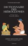 Yvonne Bonnamy - Dictionnaire des hiéroglyphes - Hiéroglyphes/Français.