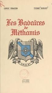Yvonne Burgues et Firmin Meyer - Les Badaïres de Méthamis.