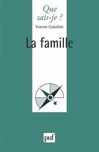 Yvonne Castellan - La famille.