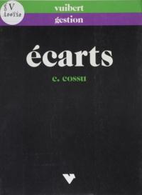 Yvonne Cossu - Ecarts et contrôle budgétaire.