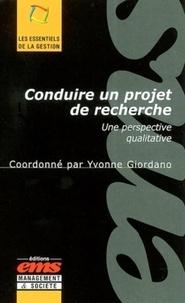 Deedr.fr Conduire un projet de recherche. - Une perspective qualitative Image