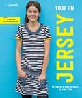 Yvonne Jahnke - Tout en jersey - Vêtements confortables du S au XXL. Avec 6 planches de patrons.