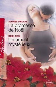Yvonne Lindsay et Heidi Rice - La promesse de Noël - Un amant mystérieux (Harlequin Passions).