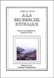 ZÁìl Lè NoÂàn - A la recherche d'Ithaque. - Essai sur la localisation de la patrie d'Ulysse.