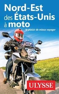 Zabel Bourbeau - Le nord-est des Etats-Unis à moto.