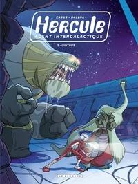 Zabus et  Dalena - Hercule, agent intergalactique - tome 2 - L'Intrus.