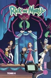 Liens de téléchargement de manuels Rick & Morty Tome 6