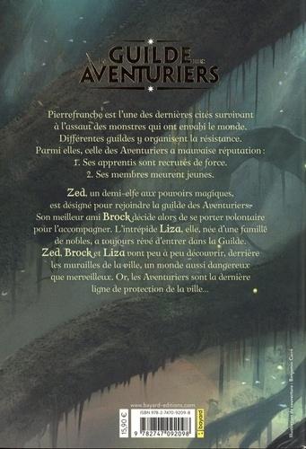 La guilde des aventuriers Tome 1